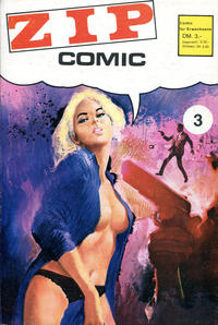 Cover Thumbnail for Zip (Der Freibeuter, 1972 series) #3