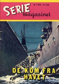 Cover Thumbnail for Seriemagasinet (Serieforlaget / Se-Bladene / Stabenfeldt, 1951 series) #7/1975