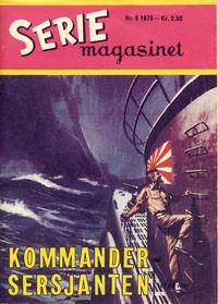 Cover Thumbnail for Seriemagasinet (Serieforlaget / Se-Bladene / Stabenfeldt, 1951 series) #6/1975