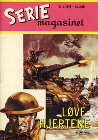 Cover Thumbnail for Seriemagasinet (Serieforlaget / Se-Bladene / Stabenfeldt, 1951 series) #2/1975