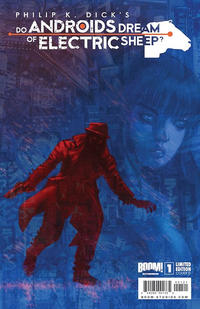 Cover Thumbnail for Do Androids Dream of Electric Sheep? (Boom! Studios, 2009 series) #1 [Cover D]