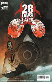Cover Thumbnail for 28 Days Later (Boom! Studios, 2009 series) #2 [2nd Print]