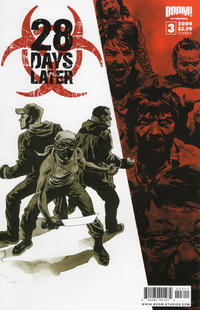Cover Thumbnail for 28 Days Later (Boom! Studios, 2009 series) #3 [Cover B]