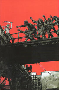 Cover Thumbnail for 28 Days Later (Boom! Studios, 2009 series) #8 [Cover C]