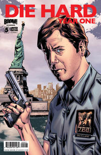 Cover Thumbnail for Die Hard: Year One (Boom! Studios, 2009 series) #5 [Cover C]
