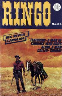Cover Thumbnail for Ringo (K. G. Murray, 1967 series) #36