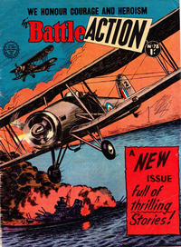 Cover Thumbnail for Battle Action (Horwitz, 1954 ? series) #78