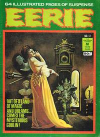 Cover Thumbnail for Eerie (K. G. Murray, 1974 series) #17