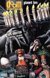 Cover Thumbnail for Doom Patrol (DC, 1992 series) #6 - Planet Love