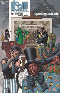 Cover Thumbnail for Doom Patrol (DC, 1992 series) #2 - The Painting That Ate Paris [Second Printing]