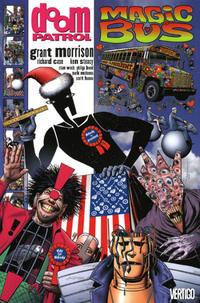 Cover Thumbnail for Doom Patrol (DC, 1992 series) #5 - Magic Bus