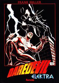 Cover Thumbnail for Obras Maestras (Planeta DeAgostini, 1991 series) #15 - Daredevil: Elektra