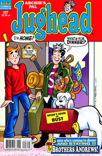 Cover Thumbnail for Archie's Pal Jughead Comics (Archie, 1993 series) #207