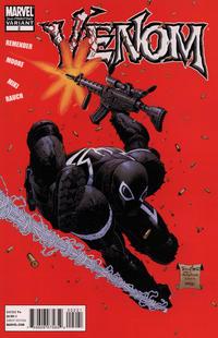 Cover Thumbnail for Venom (Marvel, 2011 series) #2 [Second Printing]
