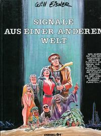 Cover Thumbnail for Signale aus einer anderen Welt (Carlsen Comics [DE], 1983 series)