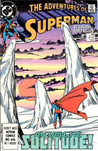 Cover Thumbnail for Adventures of Superman (DC, 1987 series) #459 [Direct]
