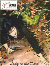 Cover Thumbnail for Modesty Blaise Lady in the Dark (Manuscript Press, 2003 series)