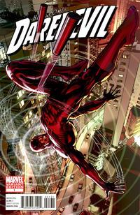 Cover Thumbnail for Daredevil (Marvel, 2011 series) #1 [Adams Variant]