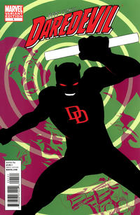 Cover for Daredevil (Marvel, 2011 series) #1 [Martin Cover]