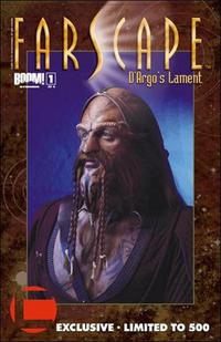 Cover Thumbnail for Farscape: D'Argo's Lament (Boom! Studios, 2009 series) #1 [Challenger Comics Exclusive]