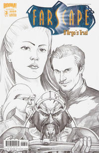 Cover Thumbnail for Farscape: D'Argo's Trial (Boom! Studios, 2009 series) #3 [Cover C - Limited Edition]
