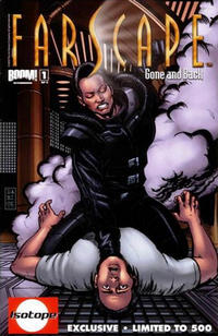 Cover Thumbnail for Farscape: Gone and Back (Boom! Studios, 2009 series) #1 [Isotope Comics Exclusive]