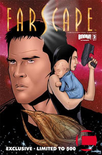Cover Thumbnail for Farscape (Boom! Studios, 2008 series) #2 [Challenger Comics Exclusive]