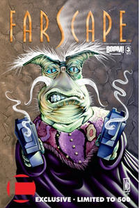 Cover Thumbnail for Farscape (Boom! Studios, 2008 series) #3 [Challenger Comics Exclusive]