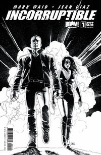 Cover Thumbnail for Incorruptible (Boom! Studios, 2009 series) #1 [2nd Print]
