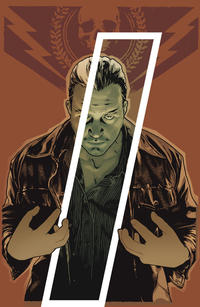 Cover Thumbnail for Incorruptible (Boom! Studios, 2009 series) #1 [Cover C]