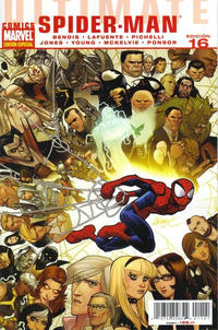 Cover Thumbnail for Ultimate Comics Spider-Man (Editorial Televisa, 2010 series) #16