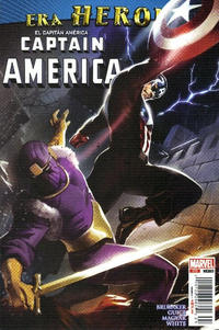 Cover Thumbnail for El Capitán América, Captain America (Editorial Televisa, 2009 series) #25