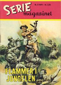 Cover Thumbnail for Seriemagasinet (Serieforlaget / Se-Bladene / Stabenfeldt, 1951 series) #8/1974