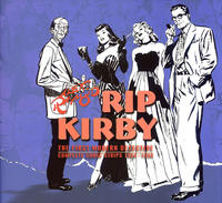 Cover Thumbnail for Rip Kirby (IDW, 2009 series) #4 - 1954–1956