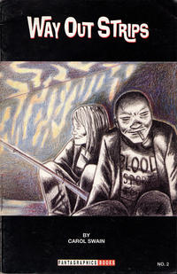 Cover Thumbnail for Way Out Strips (Fantagraphics, 1994 series) #2