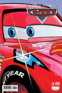 Cover Thumbnail for Cars (Boom! Studios, 2009 series) #1 [Cover C]