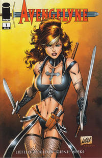 Cover Thumbnail for Avengelyne (Image, 2011 series) #1 [Rob Liefeld Cover]