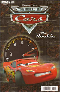 Cover Thumbnail for Cars: The Rookie (Boom! Studios, 2009 series) #2 [Cover C]