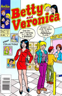 Cover Thumbnail for Betty and Veronica (Archie, 1987 series) #110