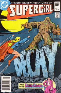 Cover Thumbnail for The Daring New Adventures of Supergirl (DC, 1982 series) #3 [Newsstand]