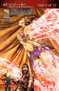 Cover for Grimm Fairy Tales: Dream Eater Saga (Zenescope Entertainment, 2011 series) #8 [Cover B]
