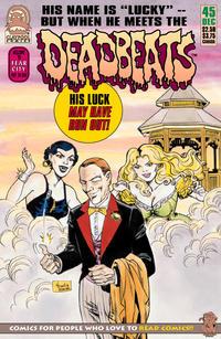 Cover Thumbnail for Deadbeats (Claypool Comics, 1993 series) #45