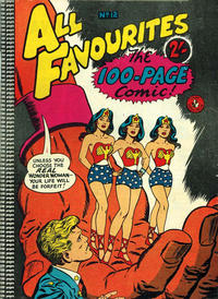 Cover Thumbnail for All Favourites, The 100-Page Comic (K. G. Murray, 1957 ? series) #12