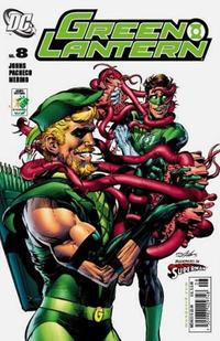 Cover Thumbnail for Green Lantern (Grupo Editorial Vid, 2006 series) #8