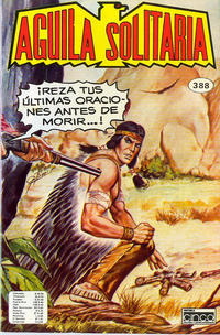 Cover Thumbnail for Aguila Solitaria (Editora Cinco, 1976 ? series) #388