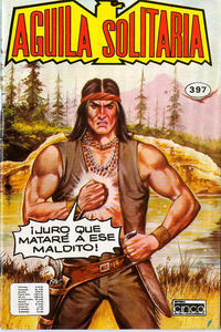 Cover Thumbnail for Aguila Solitaria (Editora Cinco, 1976 ? series) #397