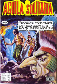 Cover Thumbnail for Aguila Solitaria (Editora Cinco, 1976 ? series) #390