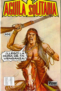Cover Thumbnail for Aguila Solitaria (Editora Cinco, 1976 ? series) #406