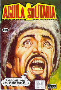 Cover Thumbnail for Aguila Solitaria (Editora Cinco, 1976 ? series) #409