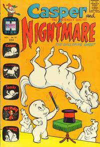 Cover Thumbnail for Casper & Nightmare (Harvey, 1964 series) #18